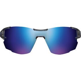Julbo Aerolite Spectron 3CF Aurinkolasit Naiset, grey/multilayer blue